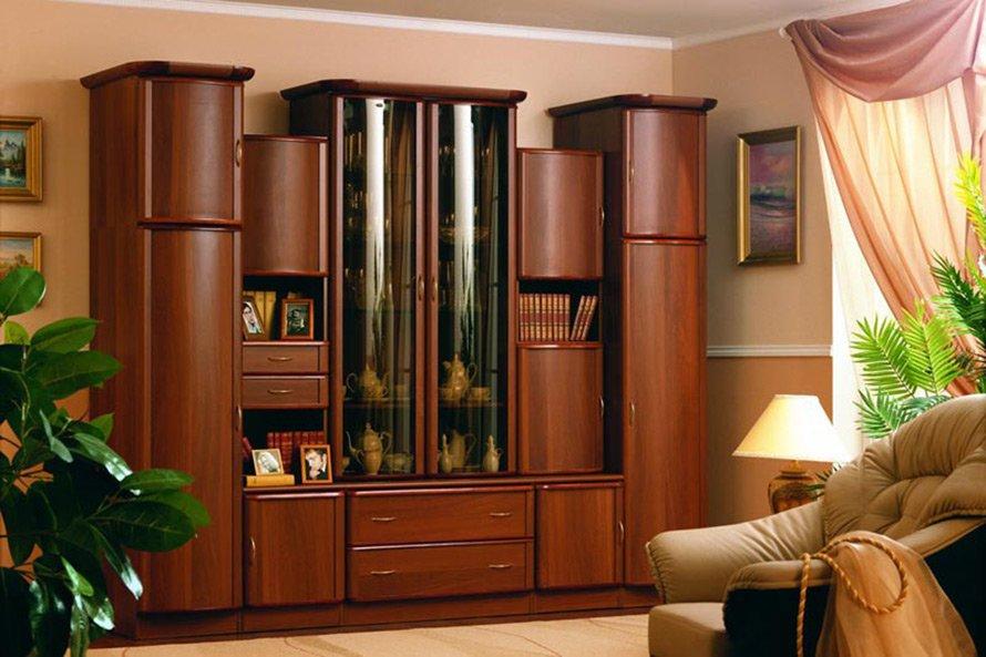 корпусная мебель для гостиной в нижнем новгороде