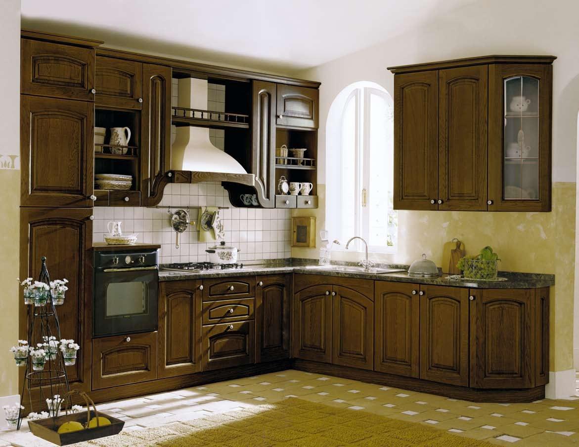 Кухонный гарнитур 10 - кухонные гарнитуры.